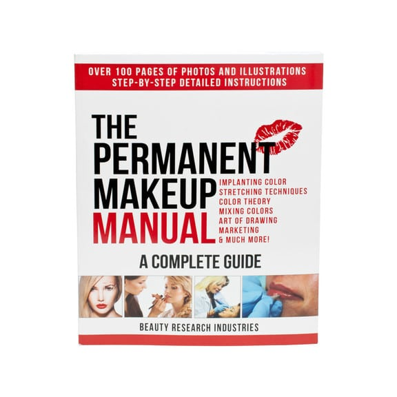 The Permanent Makeup Manual By Debbie