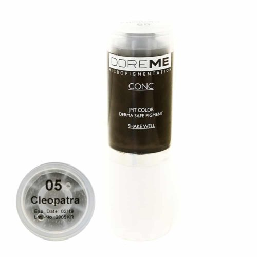 doreme concentrated permanent makeup pigment cleopatra 3