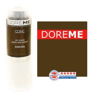 doreme concentrated permanent makeup pigment java
