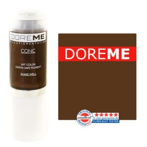 doreme concentrated permanent makeup pigment cocoa