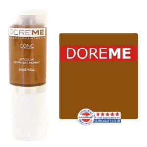 doreme concentrated permanent makeup pigment caramel