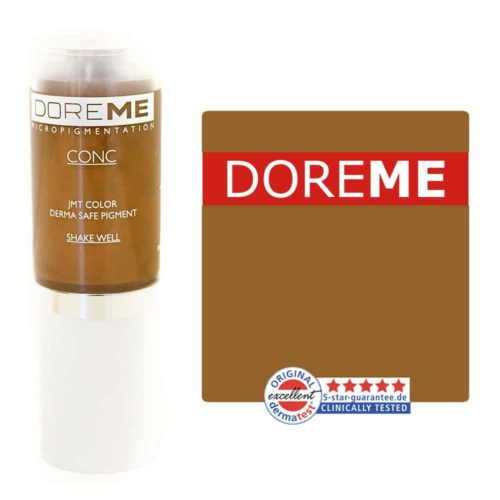 doreme concentrated permanent makeup pigment ice coffee