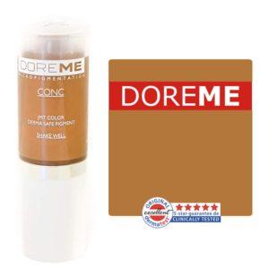 doreme concentrated permanent makeup pigment Cognac