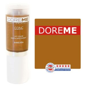 doreme concentrated permanent makeup pigment skin candy