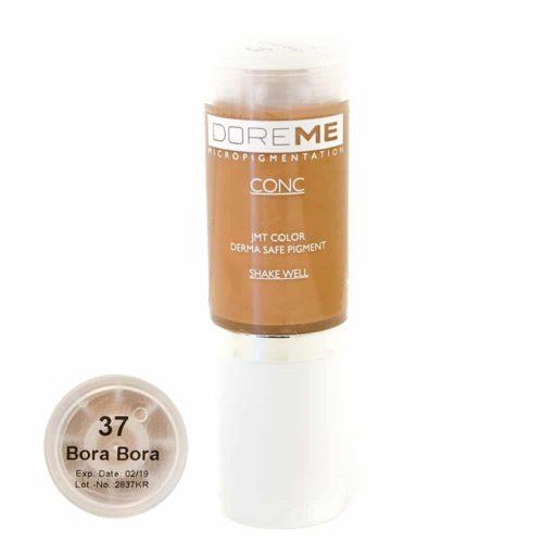 doreme concentrated permanent makeup pigment bora bora 2