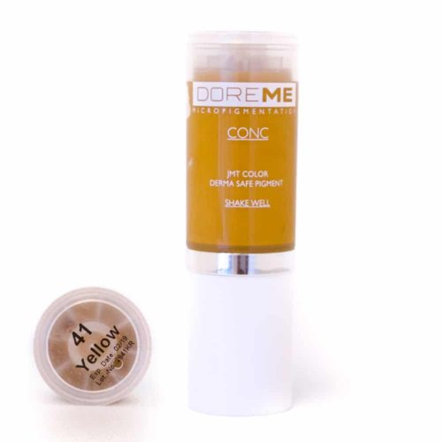 doreme concentrated permanent makeup pigment yellow 2