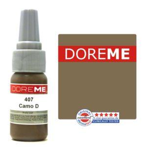 permanent makeup pigment Camo D