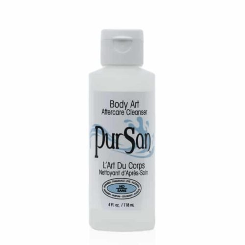 pursan aftercare tattoo 4oz