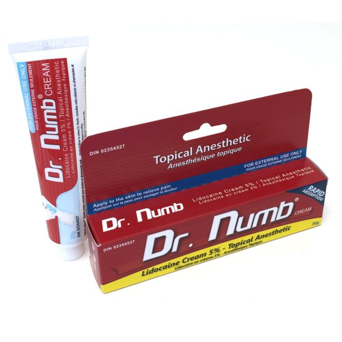 dr numb anesthetic tattoo cream 3