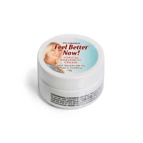 Feel Better Now Permanent Makeup Anesthetic Cream 2