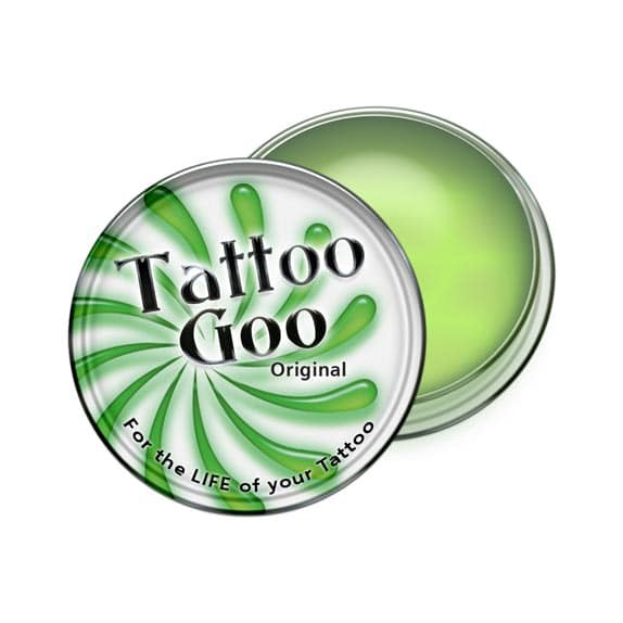 tattoo goo aftercare salve
