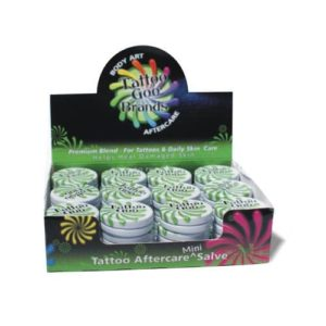 tattoo goo mini salve box