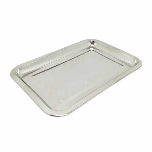 tattoo medical tray mayo stainless steel