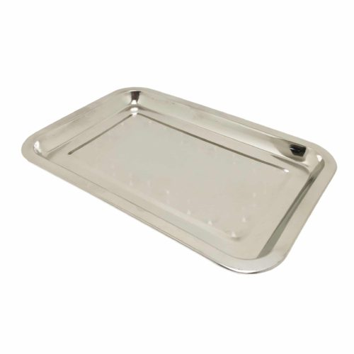 tattoo medical tray mayo stainless steel 2
