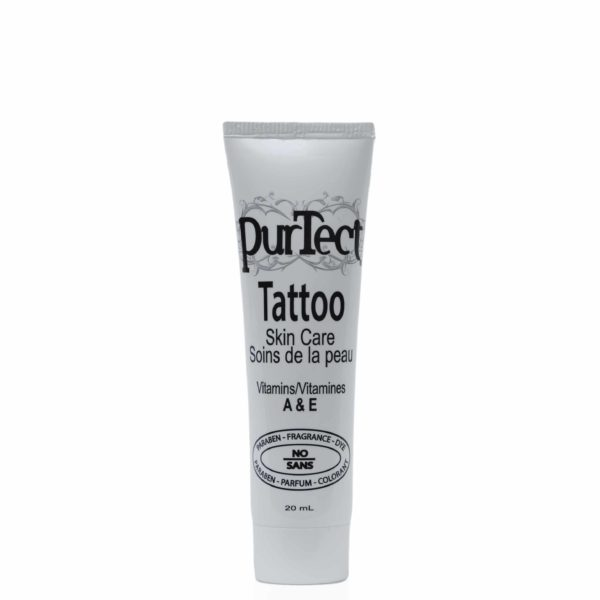 Purtect antiseptic aftercare for Ointment for new tattoo