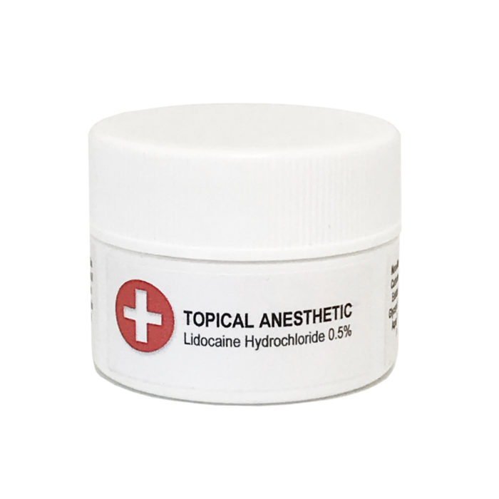 Topical Anesthetic 1