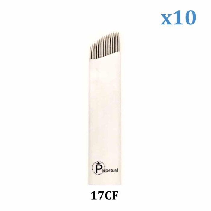 perpetual permanent makeup microblade 17cf