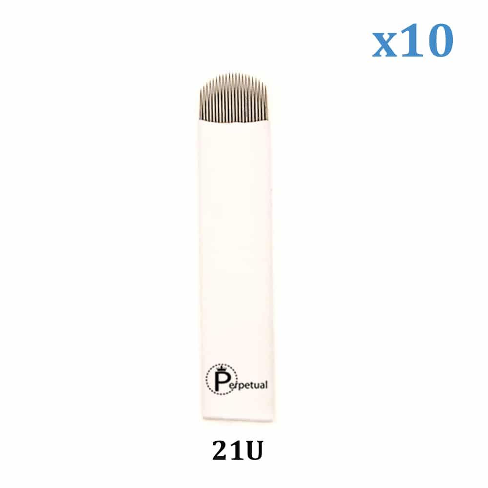 perpetual permanent makeup microblade 21u