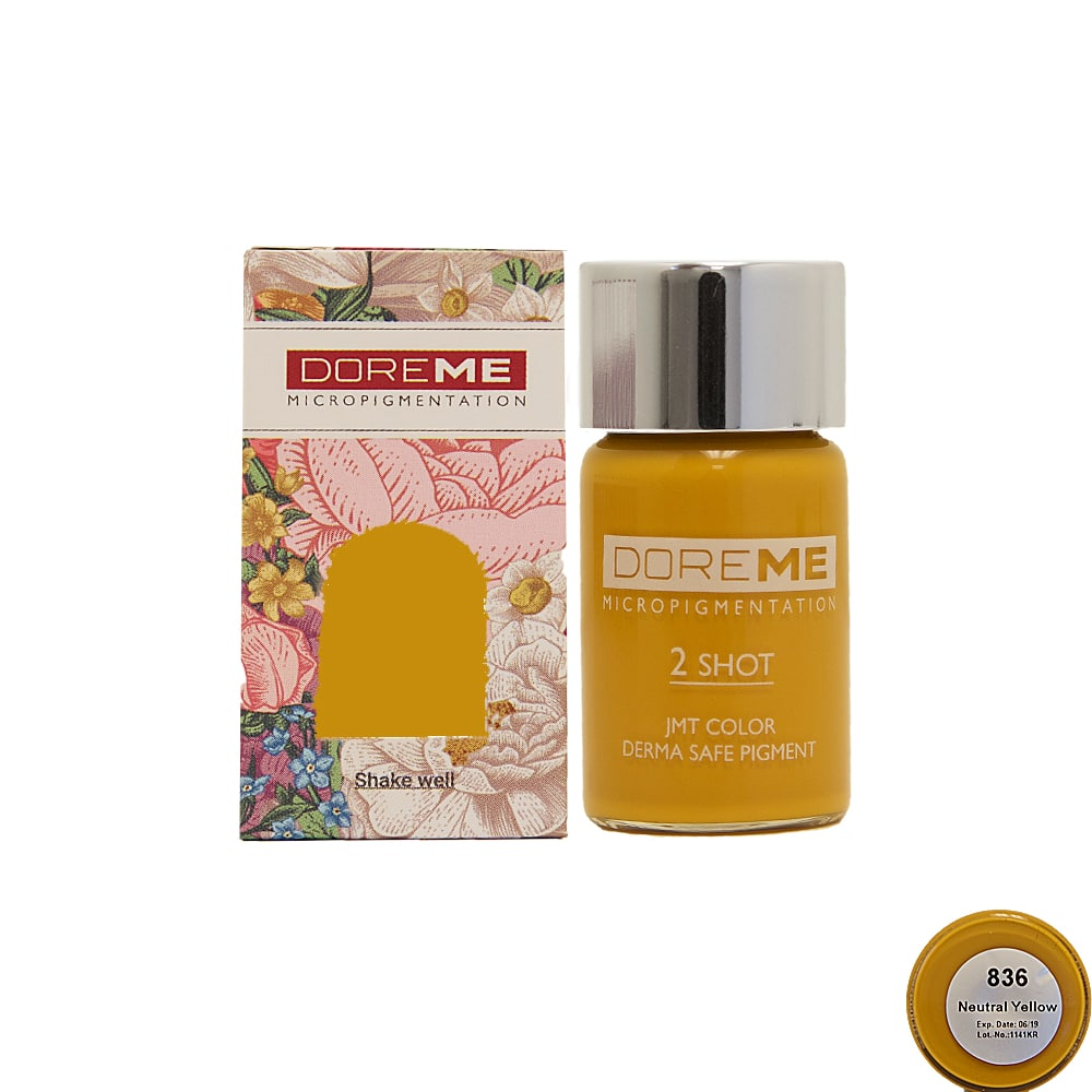 doreme 2shot Neutral Yellow 836 1