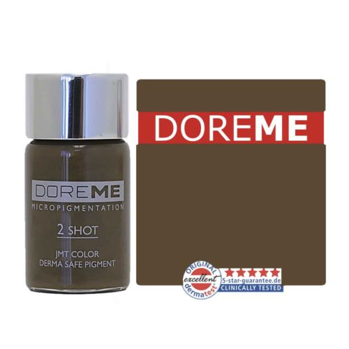 doreme 2shot Soft Ash 826