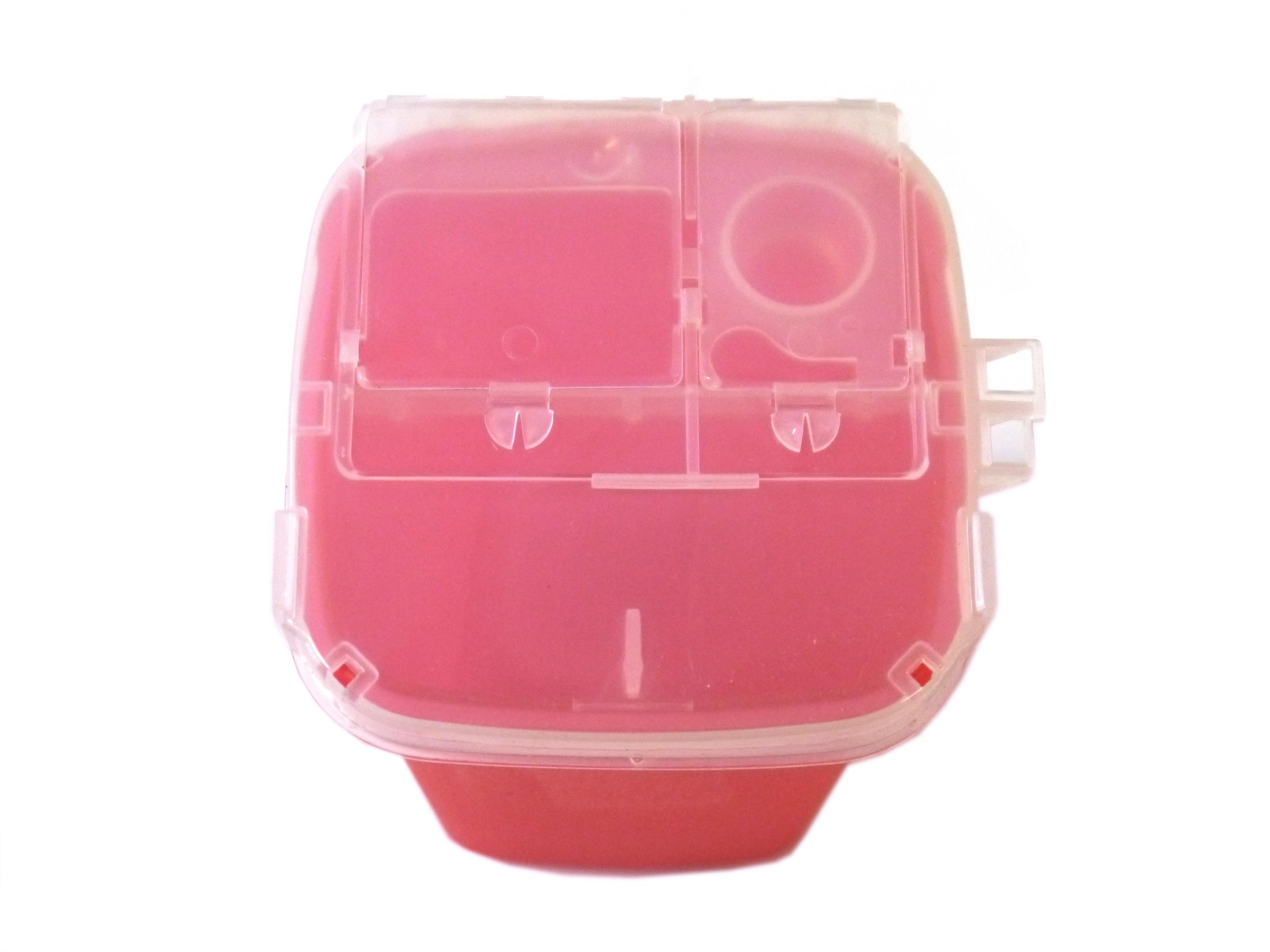 permanent makeup sharps container 1qt 1