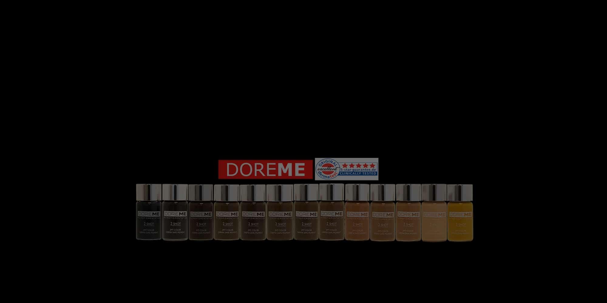 doreme-2shot-pigments