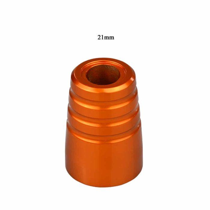 hawk pen grip 21mm orange