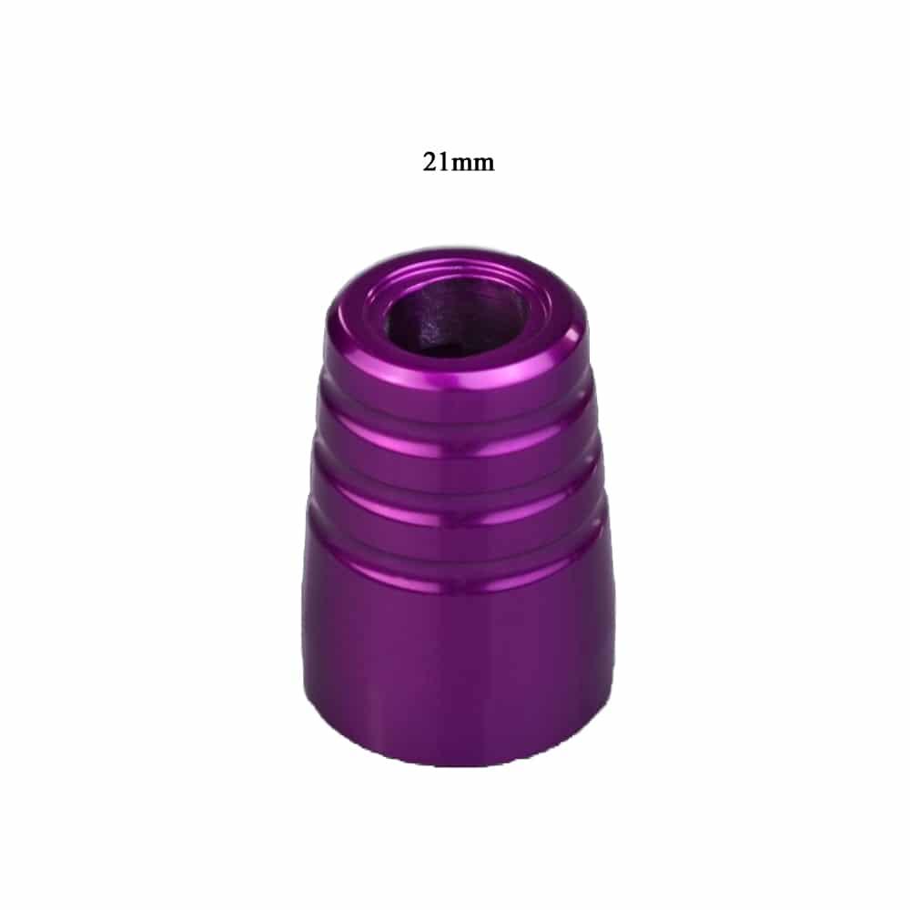 hawk pen grip 21mm purple