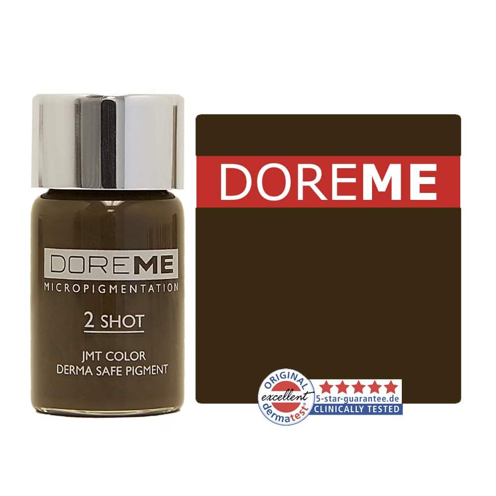 doreme 2shot deep brown 812
