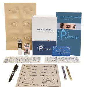perpetual permanent makeup microblading intermediate kit