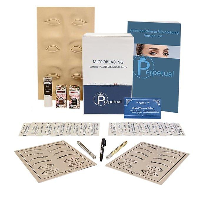 Perpetual Permanent Makeup Microblading Professional Kit