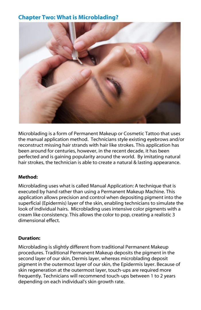 aspiring permanent makeup artist book 2