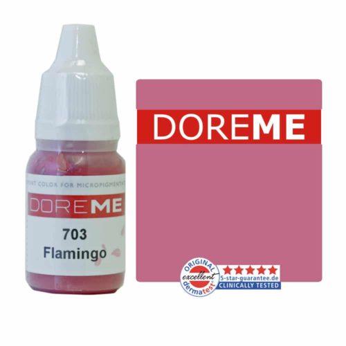 doreme organic pigments coral 703