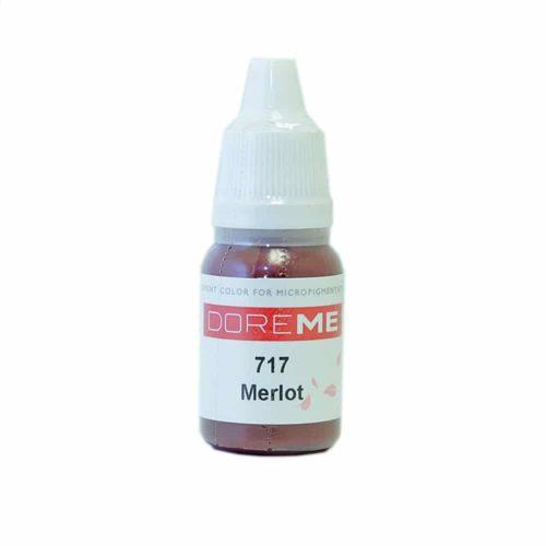 doreme organic pigments coral 717 2