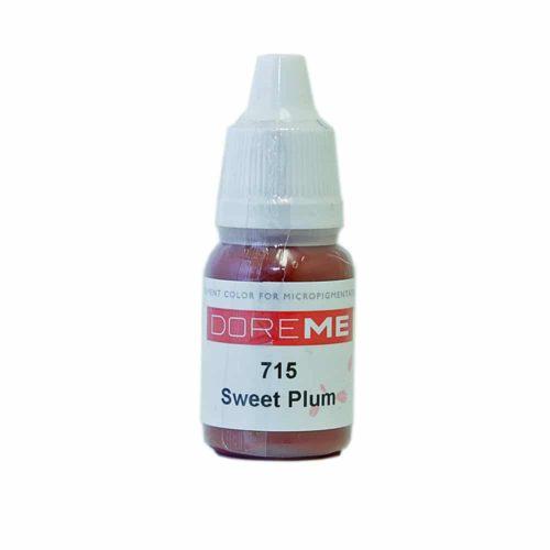 doreme organic pigments coral 715 3