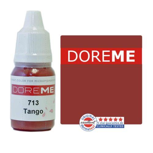 doreme organic pigments coral 713