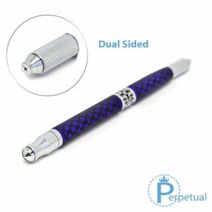Perpetual permanent makeup microblading pen handle Blue vogue 5