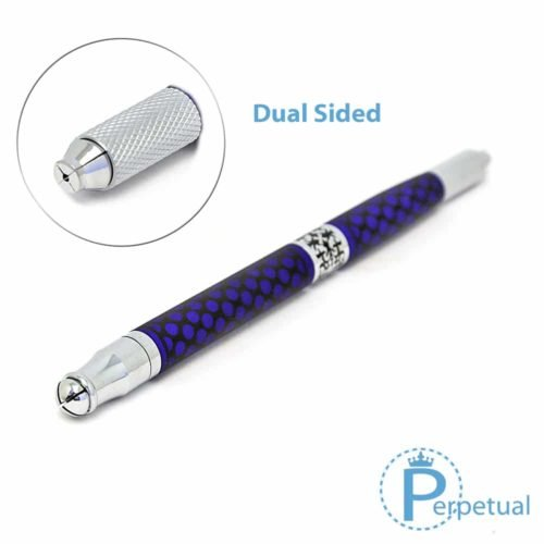 Perpetual permanent makeup microblading pen handle Blue vogue 5