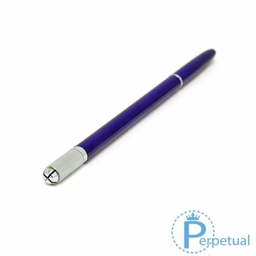 Perpetual permanent makeup microblading pen handle elle in blue heels 1