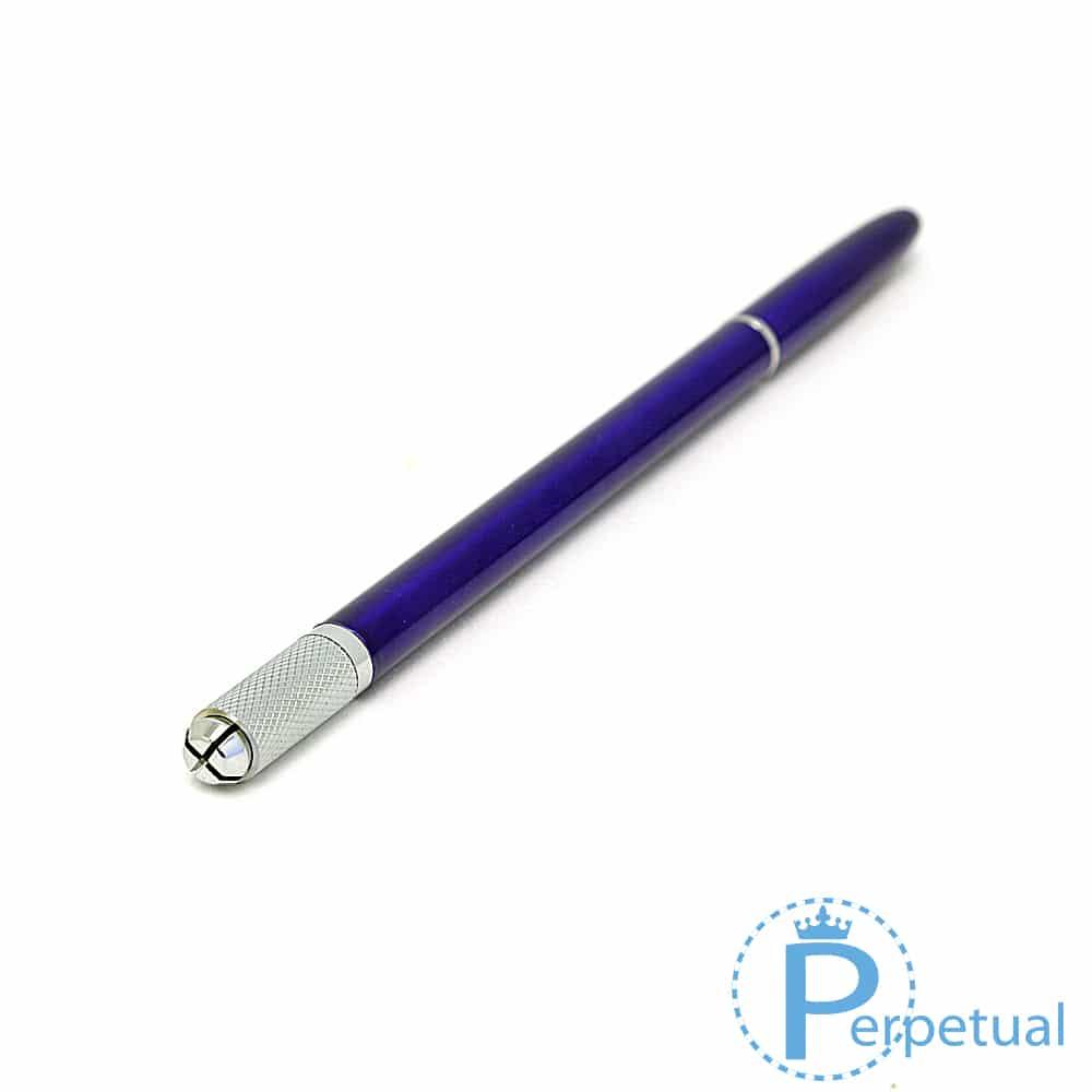Perpetual permanent makeup microblading pen handle elle in blue heels 1