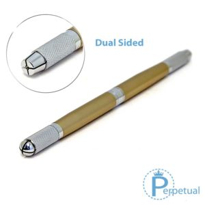 Perpetual permanent makeup microblading pen handle grace dual sided 1