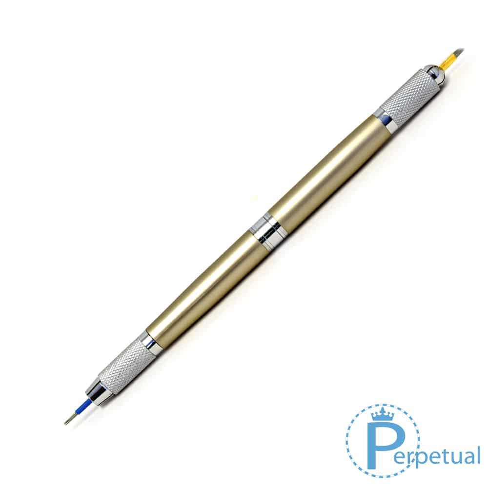 Perpetual permanent makeup microblading pen handle grace dual sided 4