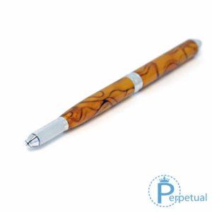Perpetual permanent makeup microblading pen handle queen gaia 3