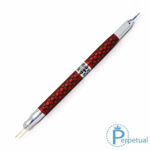 Perpetual permanent makeup microblading pen handle red vogue 5