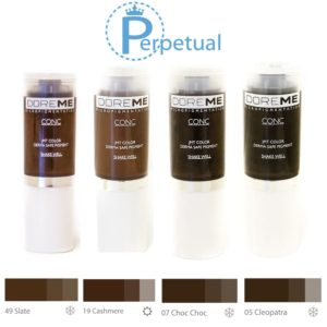 Doreme Concentrate Dark Brown Set