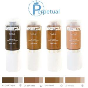 Doreme Concentrate Light Brown Set