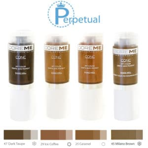 Doreme concentrate light brown