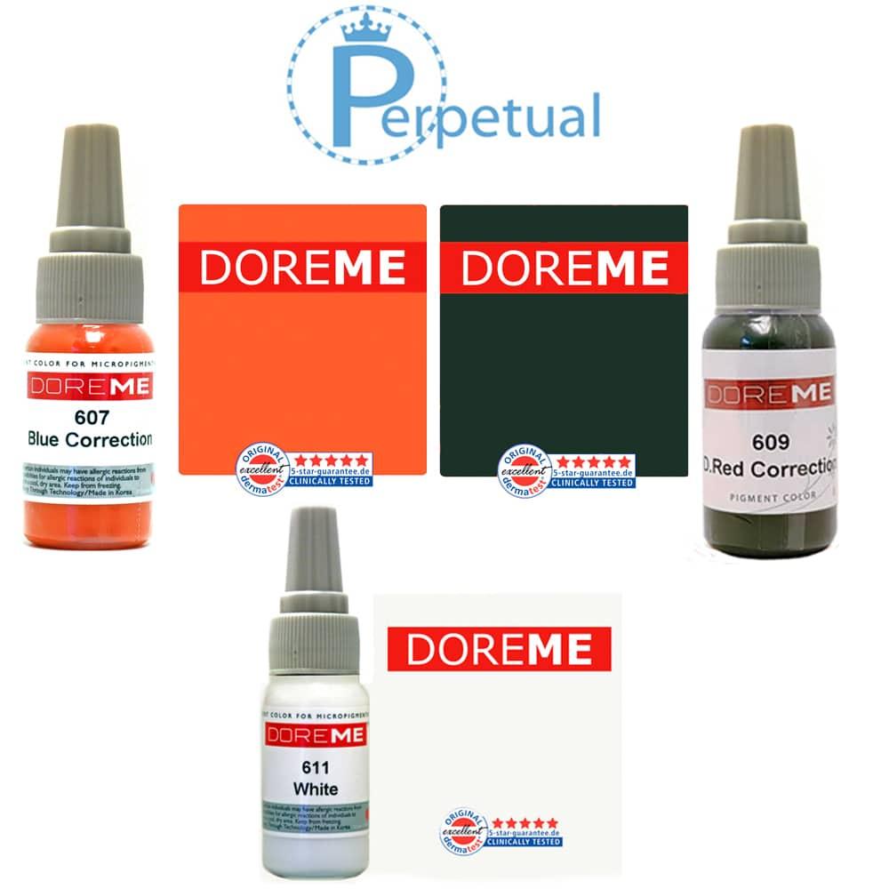 Doreme Modifier Set