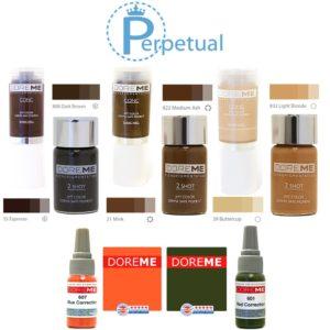 doreme perfect starter pigment set