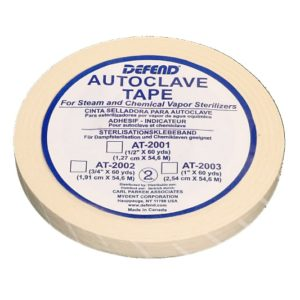 Defend Autoclave Tape – Sterilization Indicator Tape